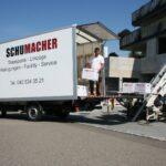 Schumacher Reinigungen und Umzüge GmbH: Zuverlässig, schnell, sauber