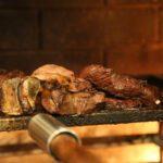 Das Steakhouse zur alten Schmitte in Birmenstorf - hier grillt der Profi
