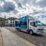 Rhyner Logistik - massgeschneiderte Logistikleistungen in Zürich
