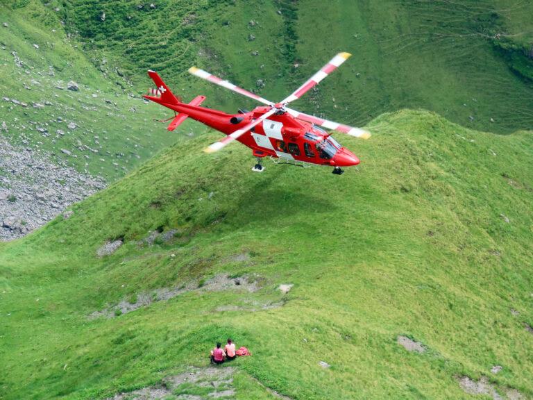 feature post image for Bergrettung und Ermittlung bei Unfällen im Gebirge